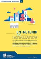 Entretenir son installation d'assainissement